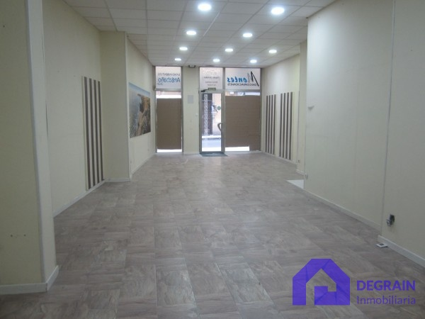 LOCAL - ARGAÑOSA - Inmobiliaria Degrain